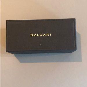 Bvlgari Glasses Box and Glasses Case. New